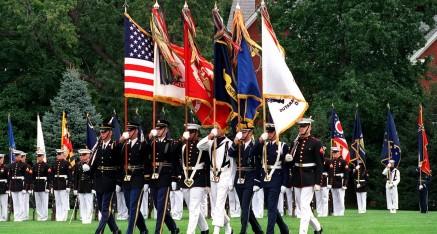 Help for veterans image